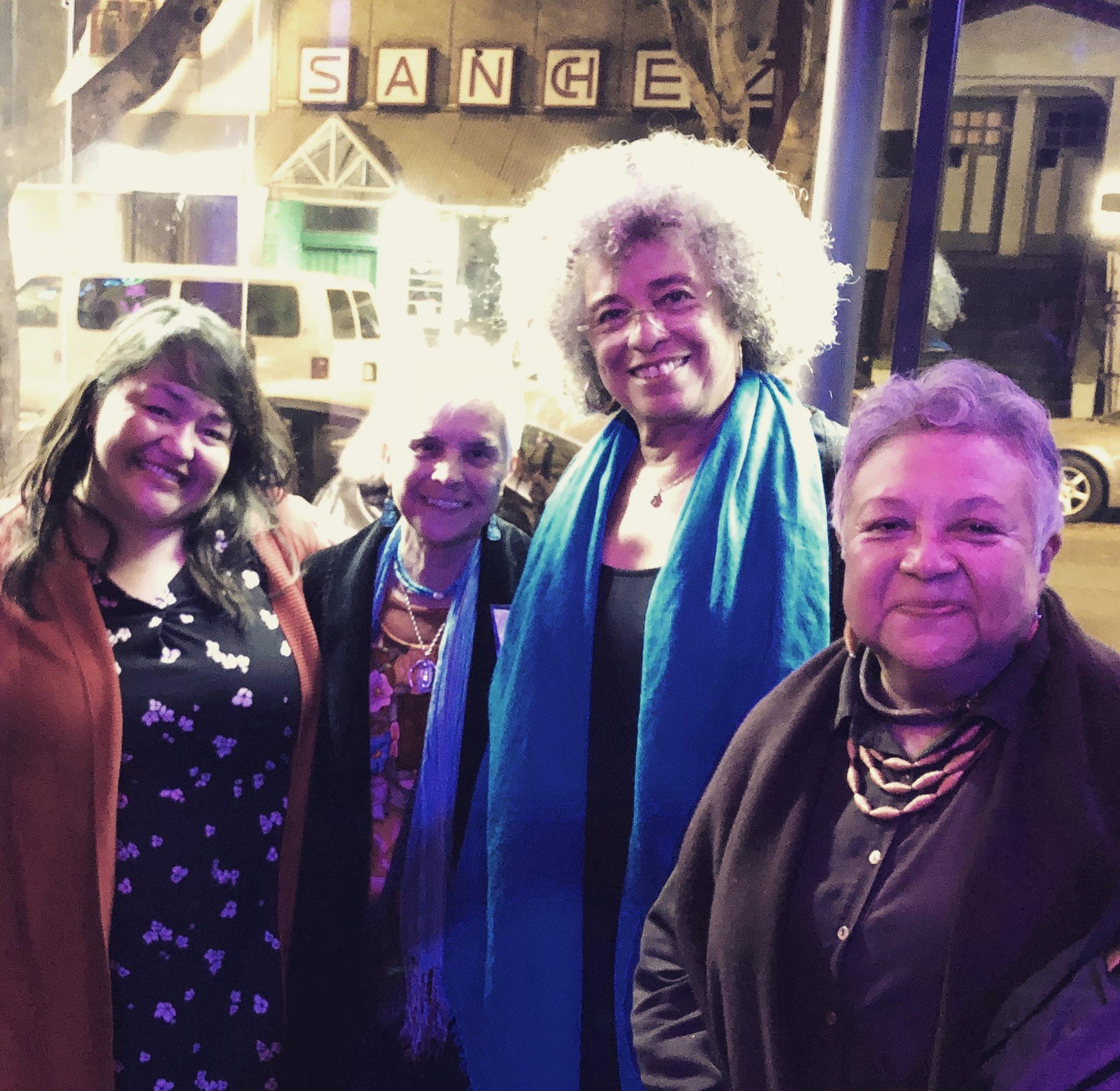 Voices from the Resistance - Angela Davis, Olga Talamante, Irene Perez, Yadira Cazares