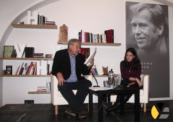 Havel Vaclav rosa maria paya