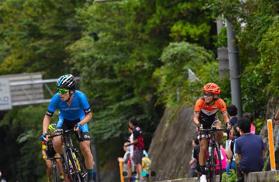 2nd stage 2019年10月6日(日) JBCFカルストロードレース/やどまる美祢