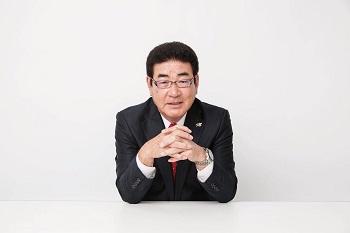 山本浩二氏近影