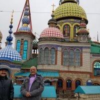 """معالم إسلامية تاريخية في """"قازان""""..ومعبد لكل الأديان!!"""