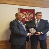 في ختام زيارتة لموسكو.. الرئيس الزبيدي:نتطلع لتطوير علاقتنا مع موسكو لضمان حق شعب الجنوب في حل قضيته