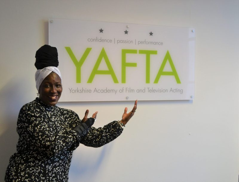 The Winner of the 2020 YAFTA You Can Scholarship has been announced as Pauline Tomlin from Burley in Leeds