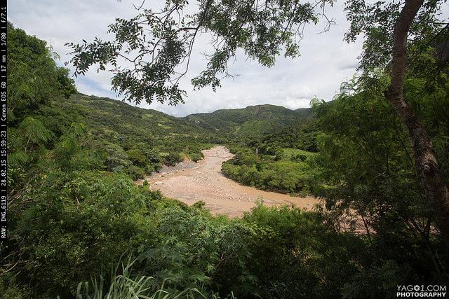 Bermejo river