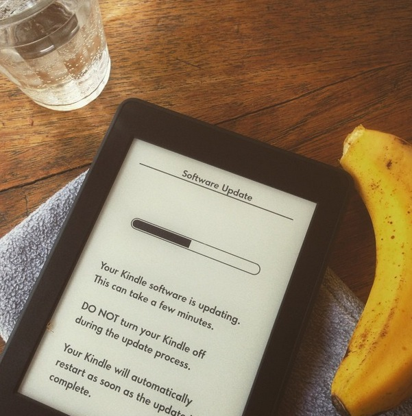 Kindle Update Banana in Paraguay