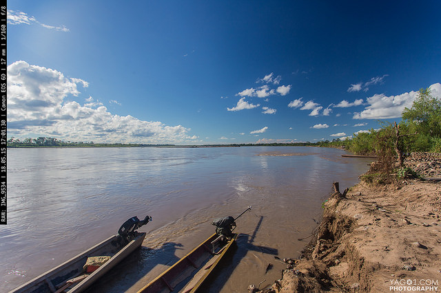 Rurrenabaque Beni River