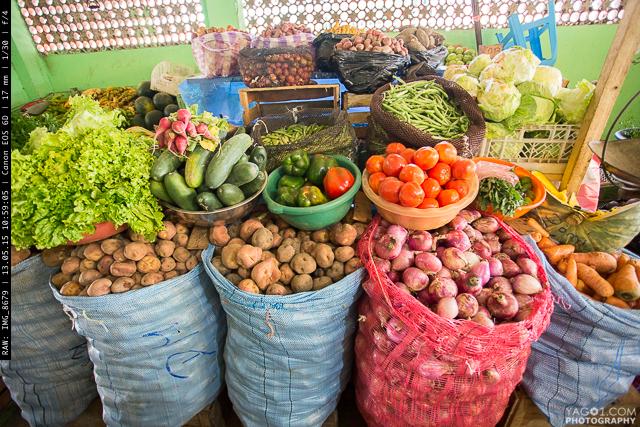 Rurrenabaque Food Market