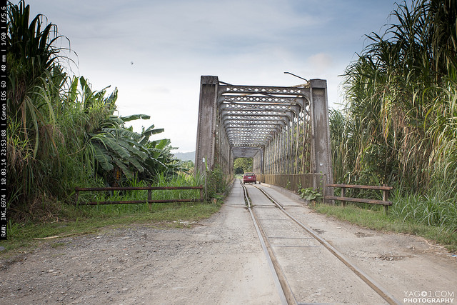 Costa Rica Atalanta Limon Bridge