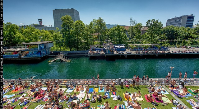 Oberer Letten Zürich