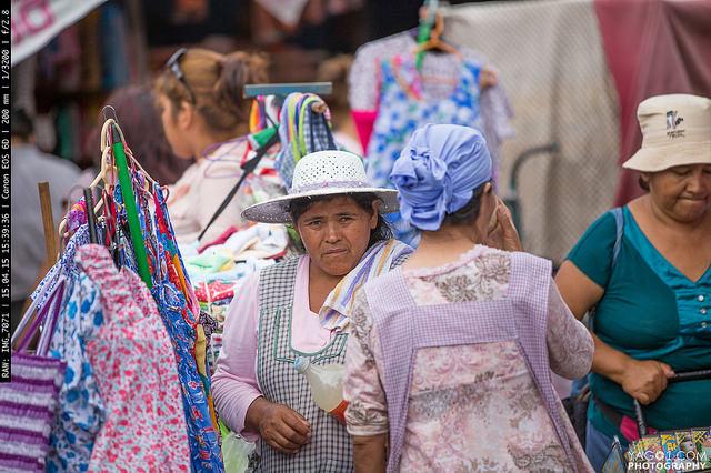 SantaCruzBolivia Cholita