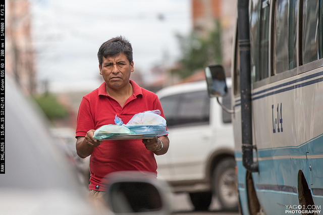 SantaCruzDeLaSierra Lunch Food Delivery Bolivia