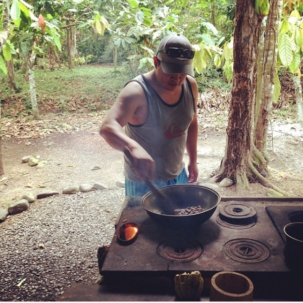 cacao cooking