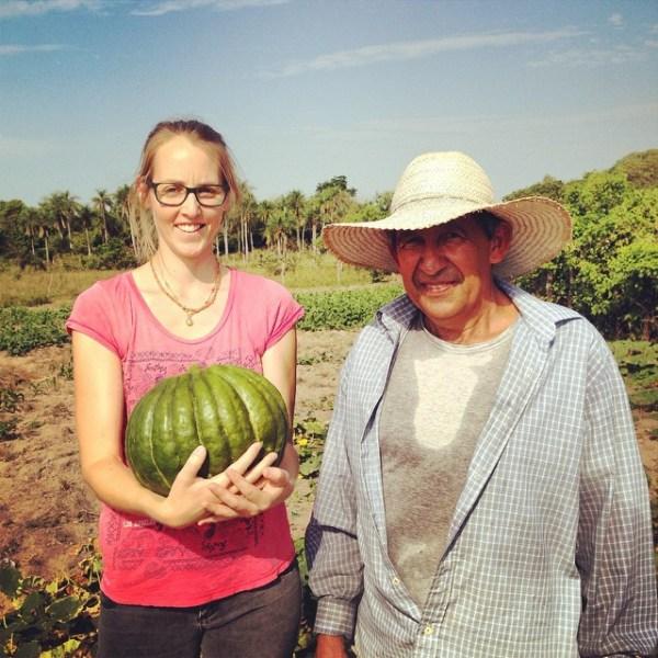 Organic Vegetables Paraguay