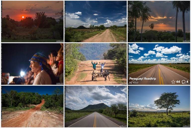 Interesting Paraguay Photography