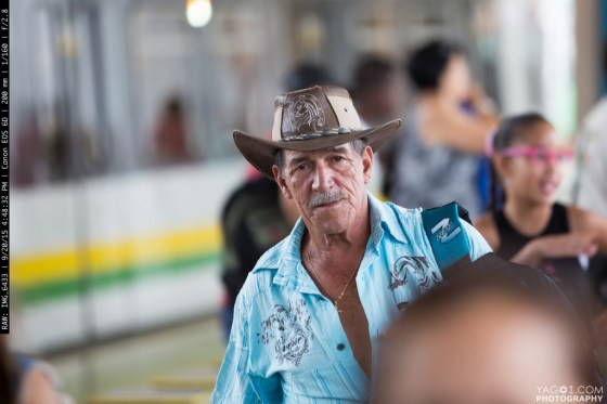 Candid Paisa Portrait in Medellin Colombia
