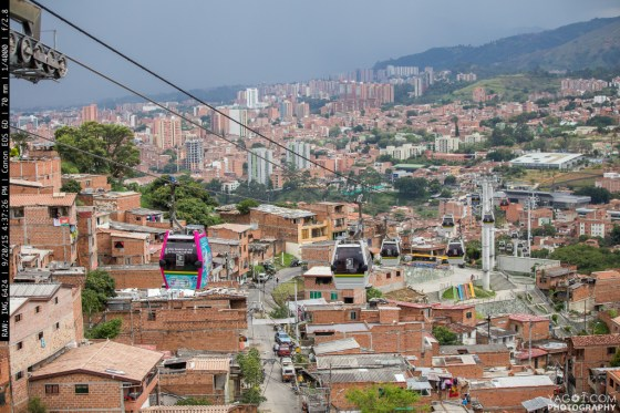 The Faboulos Metropolis of Medellin in Colombia