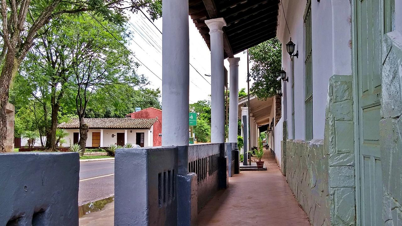 Casonas coloniales – Yaguarón
