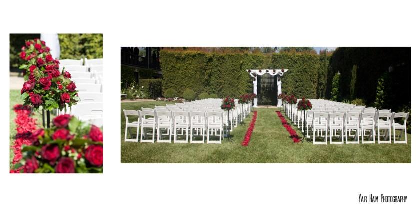 Altadena Cuntry club wedding-ceremony-details