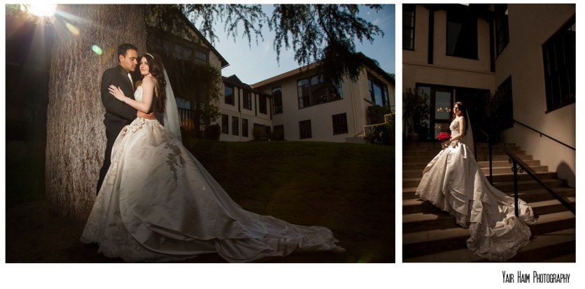 Altadena Cuntry club wedding-couple-session