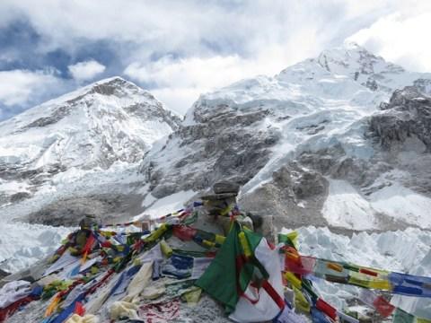 Népal Trek de l'Everest Camp de Base