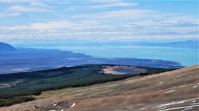 Argentine El Chalten lago Viedma