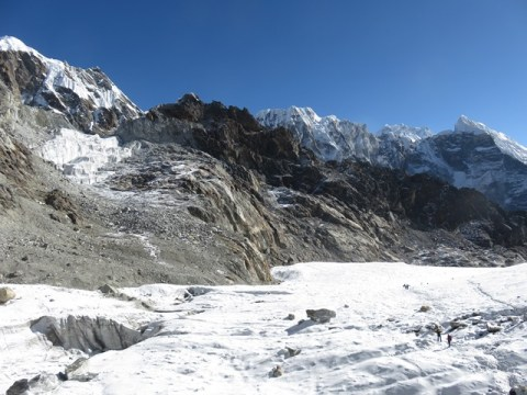 Népal Trek de l'Everest Cho La Pass