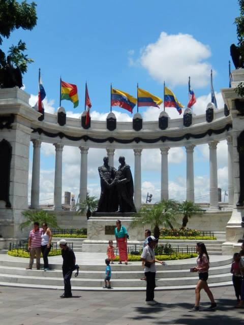 Equateur Guayaquil Malecon