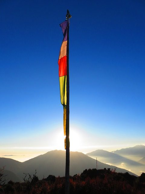 Népal Trek de Gosainkunda Cholangpaty