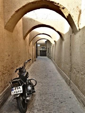 Iran Yazd ruelle