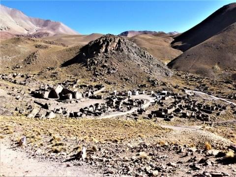 Bolivie Sud Lipez village désert