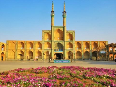 Iran Yazd Place Amir Chackmaq