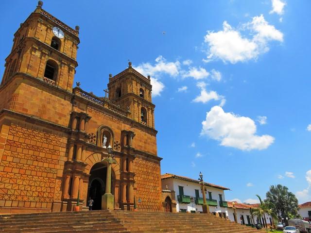 Colombie San Gil Barichara