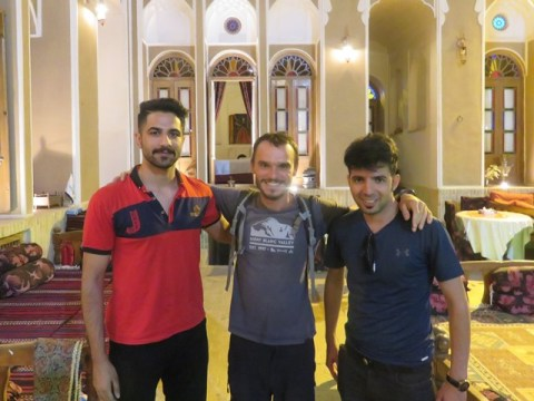 Iran Yazd restaurant