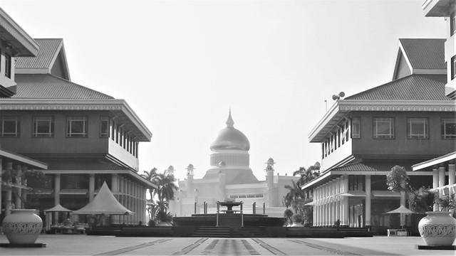 Brunei Bandar Seri Begawan Centre-ville