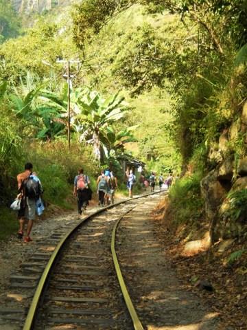Pérou Machu Picchu chemin des écoliers