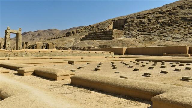 Iran Persépolis