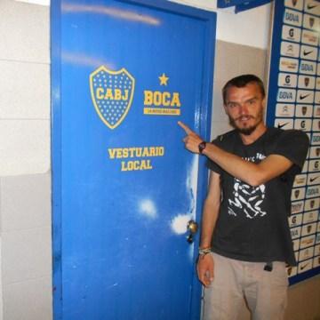 Argentine Buenos Aires Boca Juniors