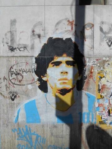 Argentine Buenos Aires Boca Juniors Maradona