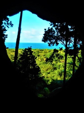 Cuba Baracoa grotte