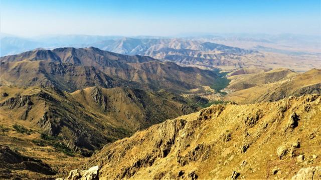 Iran Kurdistan frontière irakienne