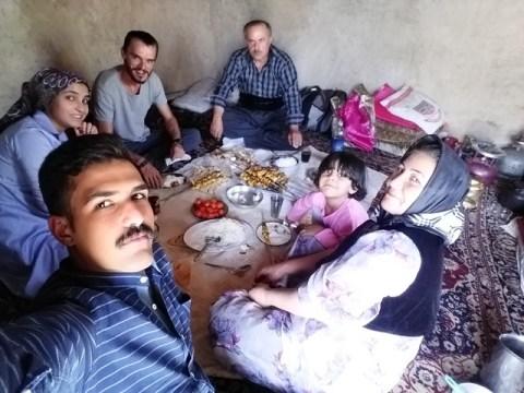 Iran Kurdistan nourriture