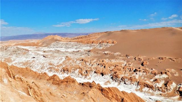Chili san pedro de Atacama Valle de la Luna