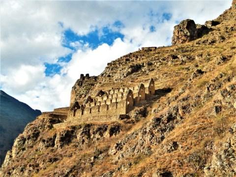 Pérou Vallée Sacrée des Incas Ollantaytambo