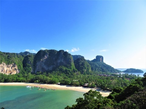 Thaïlande Railay West Beach
