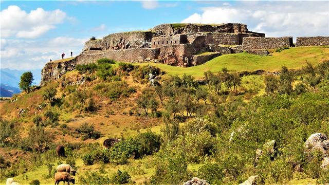 Pérou Vallée Sacrée des Incas Pukapukara