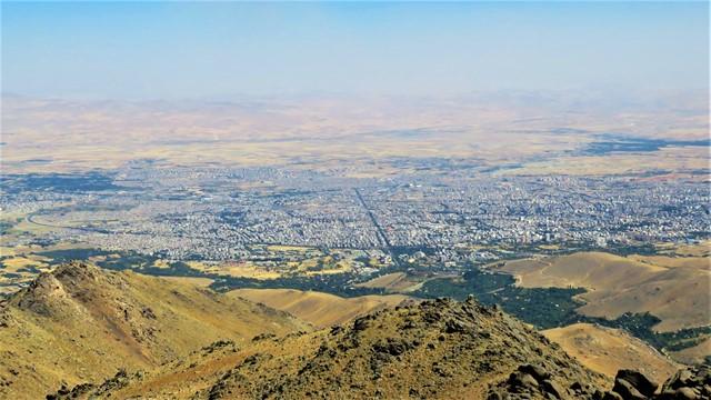 Iran Hamedan Mont Alvand