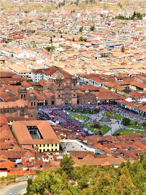Pérou Vallée Sacrée des Incas Sacsayhuaman