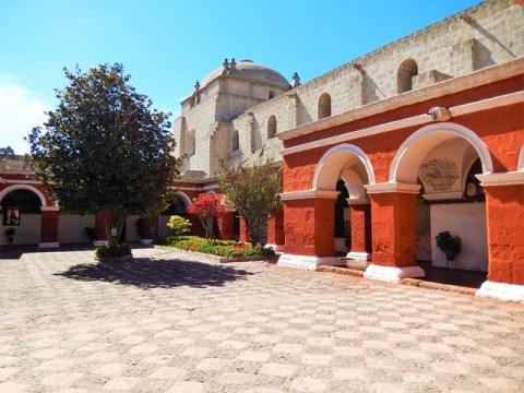 Pérou Arequipa Monastère Santa Catalina