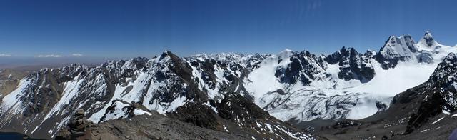 Bolivie Trek Pico Austria