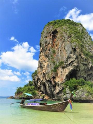 Thaïlande plage Ao Phra Nang